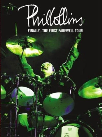 Phil Collins - Finally First Farewell Tour - DVD - Film