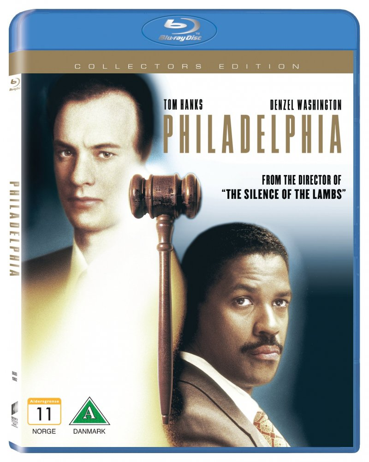 Philadelphia - Blu-Ray