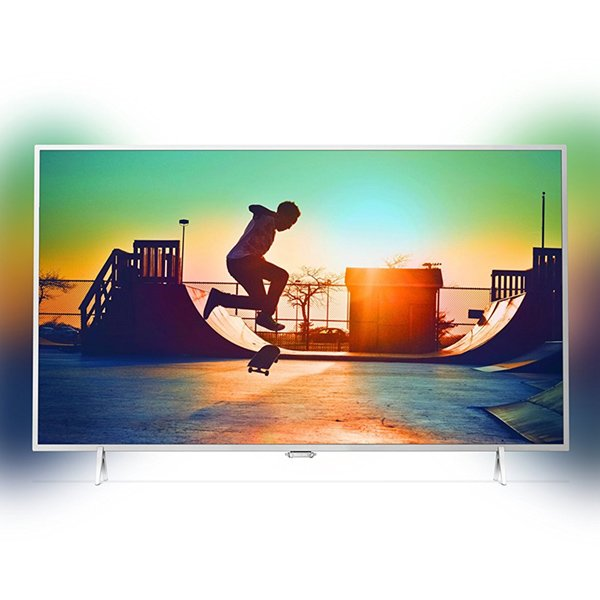 "Image of   Philips 32"" Smart Tv - Full Hd Wifi - 32pfs6402 - Sølv"