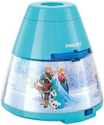 Image of   Frost Natlampe / Projektor - Philips
