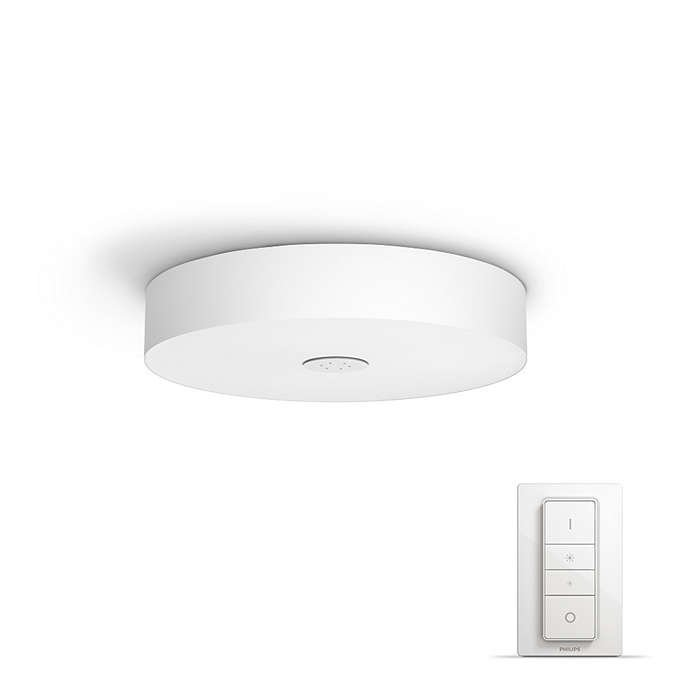 Image of   Philips Hue - White Ambiance - Fair Loftslampe - Hvid