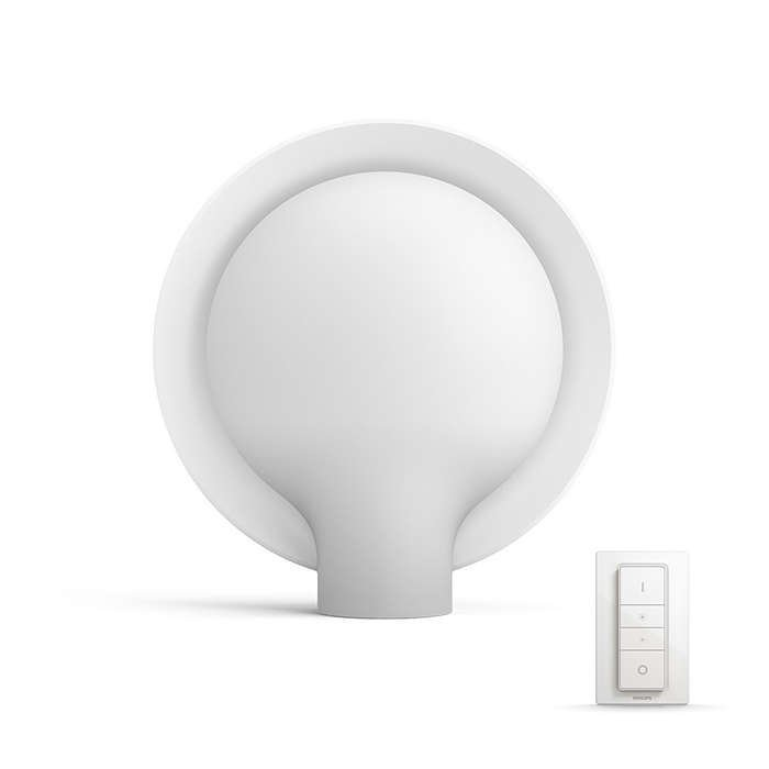 Image of   Philips Hue - Felicity Bordlampe - Hvid