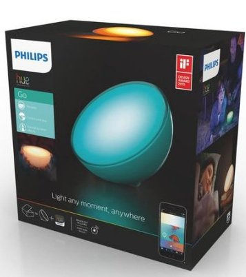 Image of   Philips Hue Go Lampe