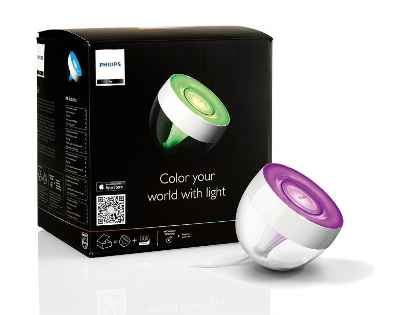 Image of   Philips Hue - Iris Bordlampe