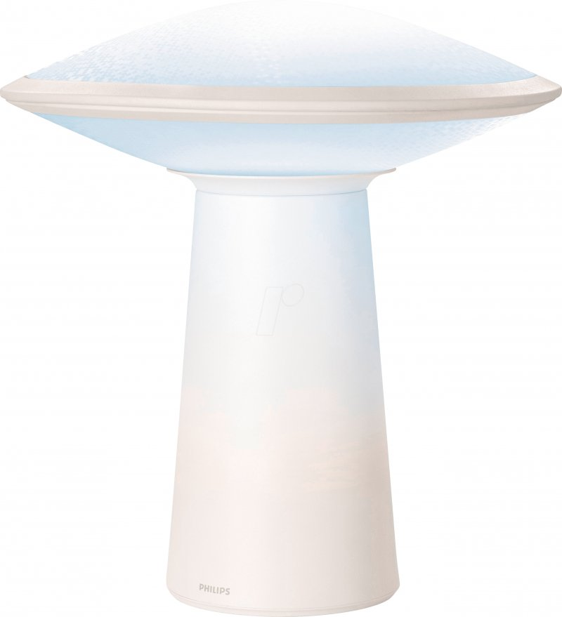 Image of   Philips Hue - White Ambiance - Led Bordlampe - Phoenix - Hvid