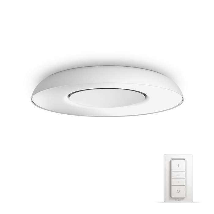 Image of   Philips Hue - White Ambiance - Loftslampe - Still Plafond - Hvid