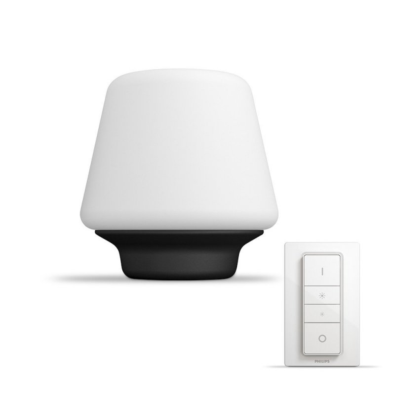Image of   Philips Hue - Wellness Led Bordlampe Inkl. Lysdæmper