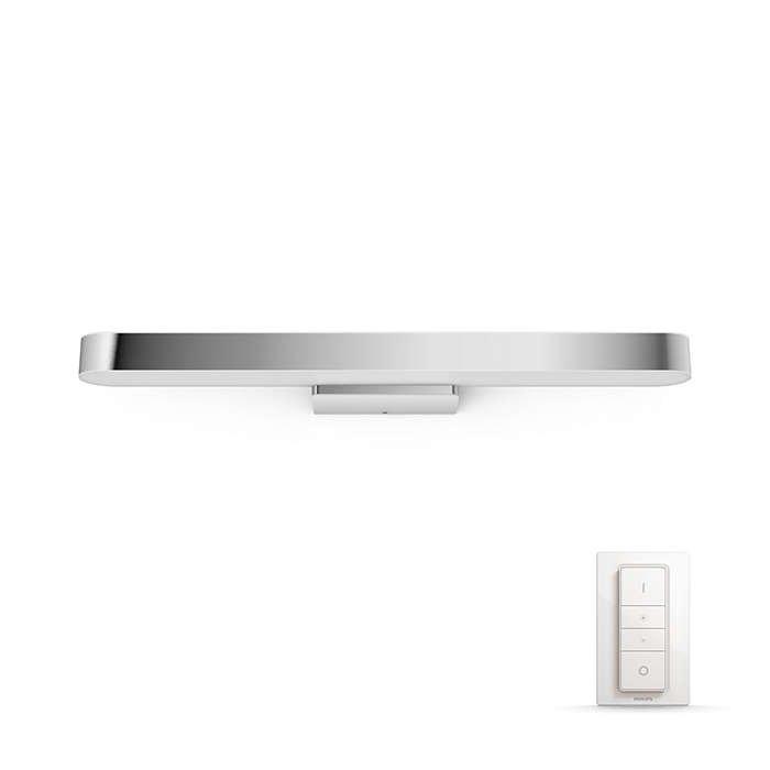 Image of   Philips Hue - White Ambiance - Adore Væglampe Til Badeværelsesspejl
