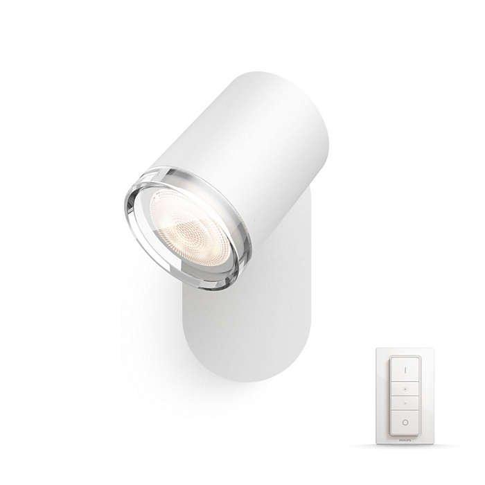 Image of   Philips Hue - White Ambiance - Adore Spotlys Til Badeværelse