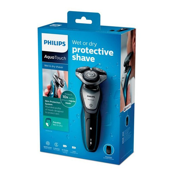 Image of   Philips Skægtrimmer - S5420/06 - Aqua Touch