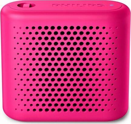 Philips – Trådløs Bluetooth Højtaler – 6 Timer – Bt-55p/00 – Pink