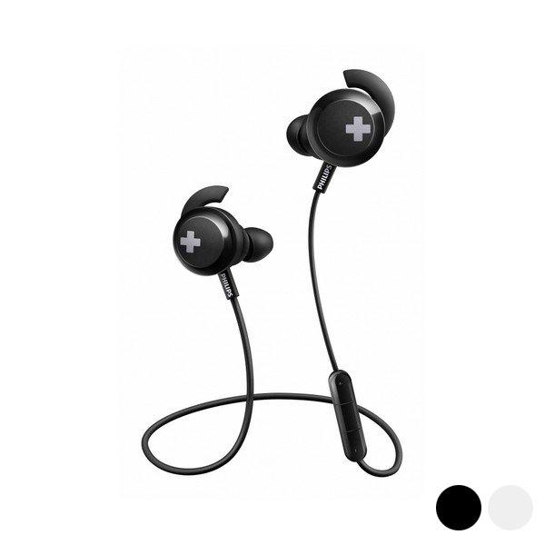 Billede af Philips - Trådløs Sports Høretelefoner Med Bluetooth - Shb-4305/00 - Sort