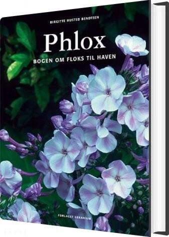 Image of   Phlox - Birgitte Husted Bendtsen - Bog