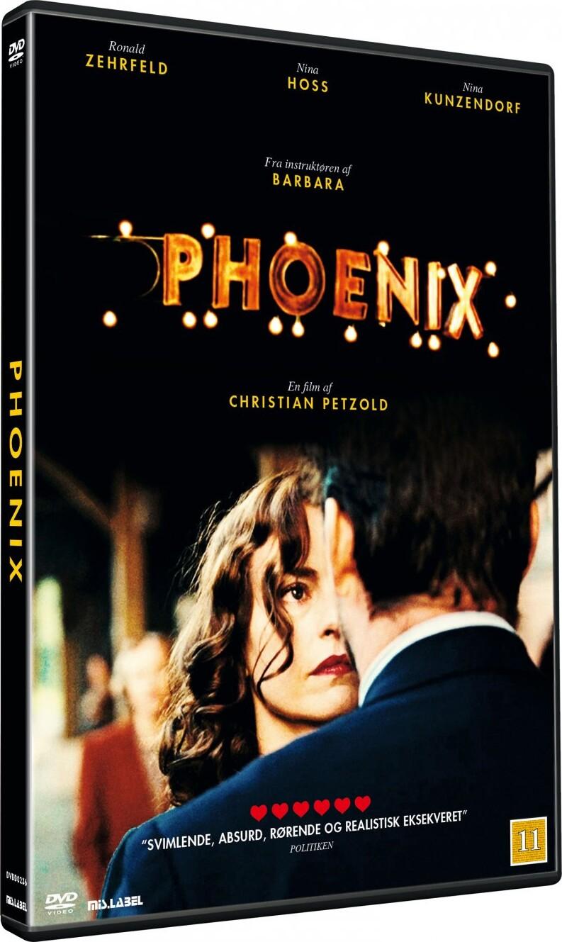 Billede af Phoenix - DVD - Film