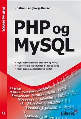 Billede af Php Og Mysql - Kristian Langborg-hansen - Bog