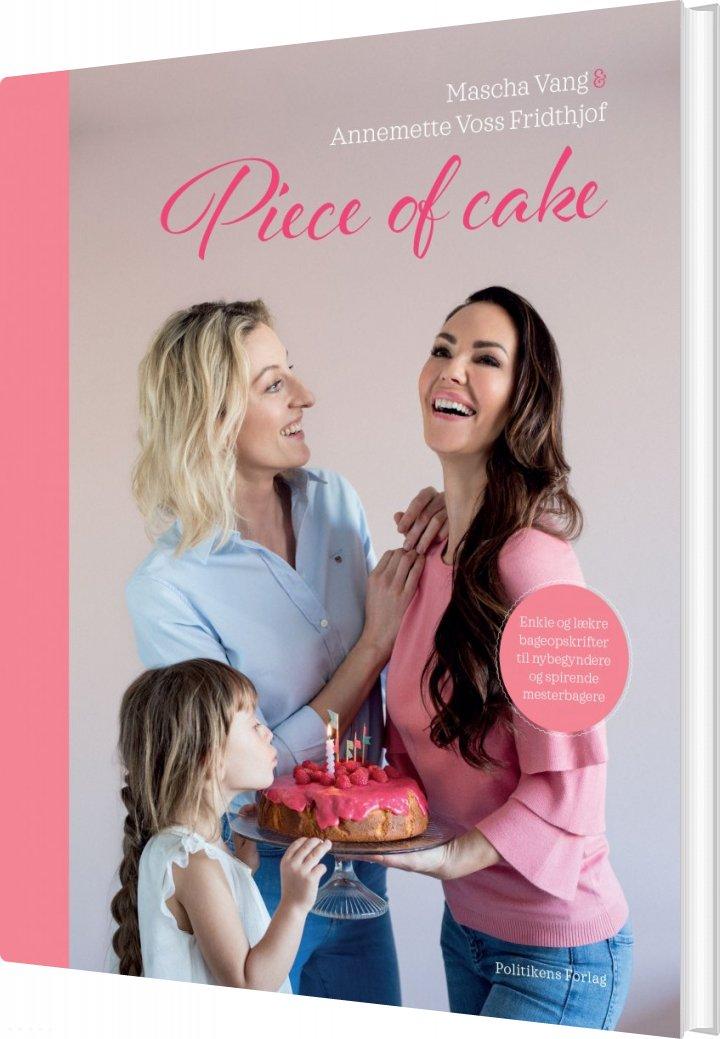 Piece Of Cake - Mascha Vang - Bog