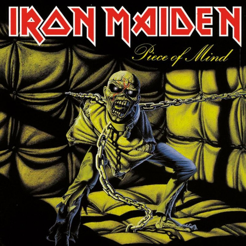 Iron Maiden - Piece Of Mind - Vinyl / LP
