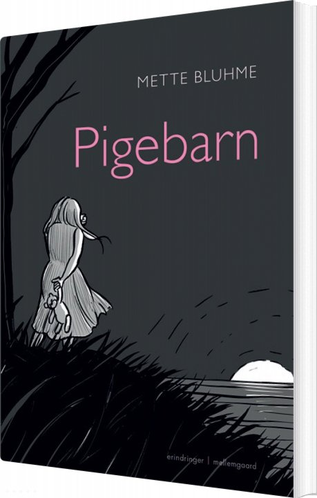 Pigebarn - Mette Bluhme - Bog