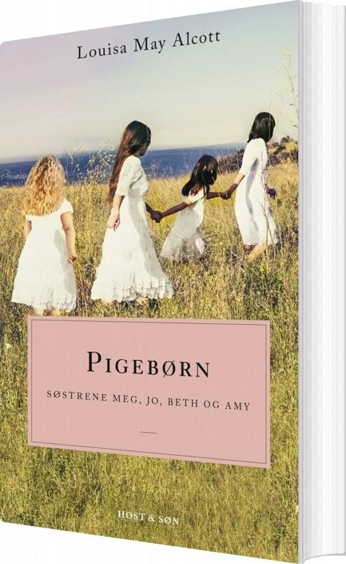 Billede af Pigebørn - Louisa M. Alcott - Bog