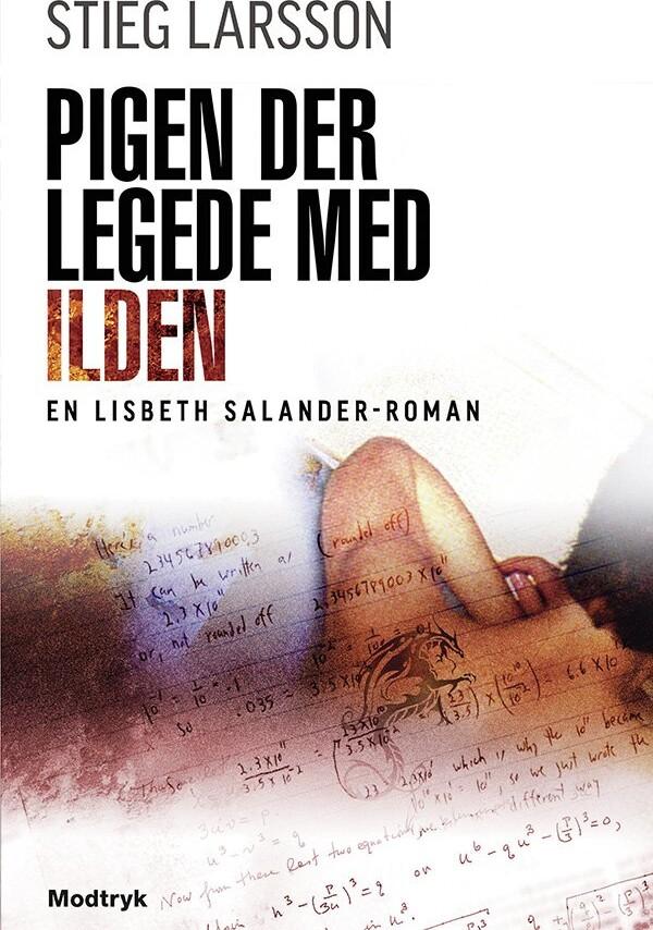 Pigen Der Legede Med Ilden - Stieg Larsson - Bog