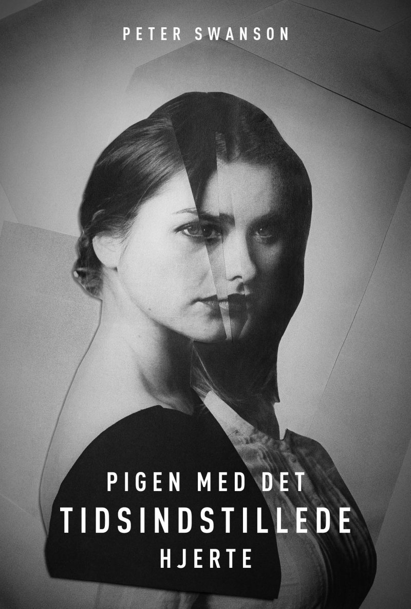 Image of   Pigen Med Det Tidsindstillede Hjerte - Peter Swanson - Bog