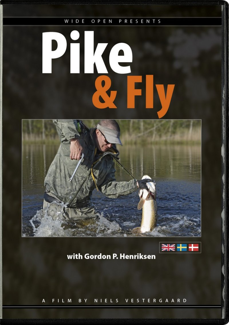 Image of   Pike & Fly - DVD - Film