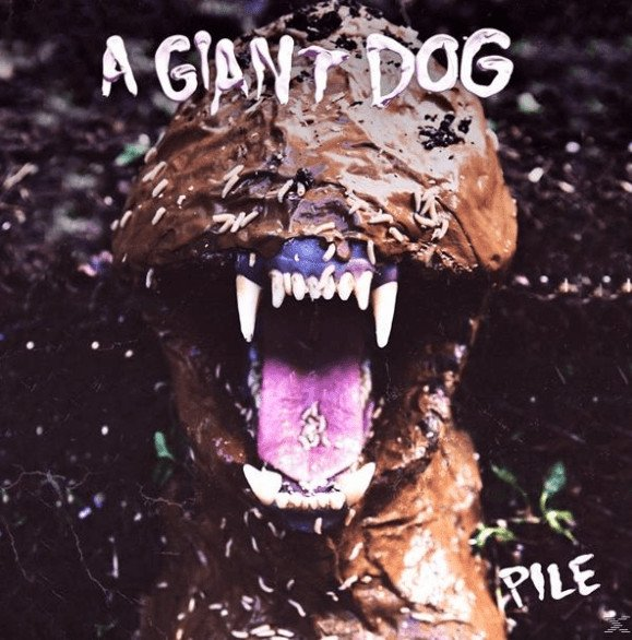 Image of   A Giant Dog - Pile - Vinyl / LP