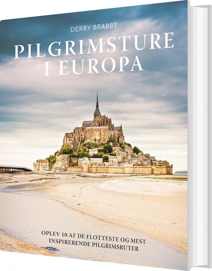 Billede af Pilgrimsture I Europa - Derry Brabbs - Bog