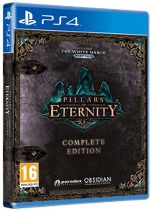 Image of   Pillars Of Eternity (complete Edition) - PS4