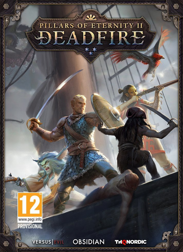 Image of   Pillars Of Eternity Ii - Deadfire - PC