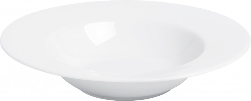 Image of   Pillivuyt Pastatallerken Ekstra Dyb - ø 24,5 Cm. I Hvid