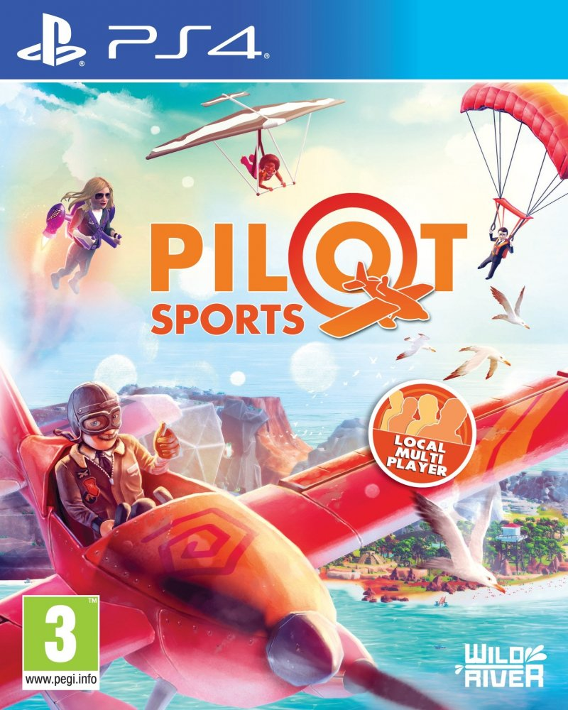 Image of   Pilot Sports - PS4