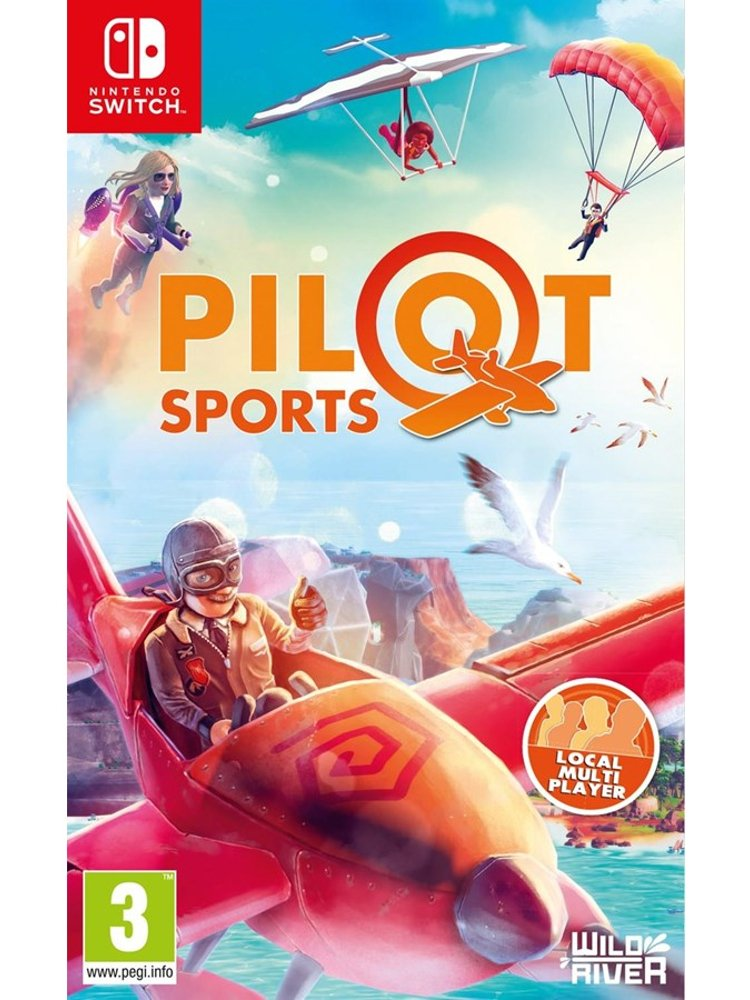 Image of   Pilot Sports - Nintendo Switch