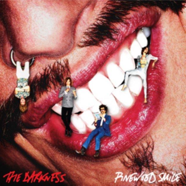Billede af The Darkness - Pinewood Smile - Deluxe Edition - CD