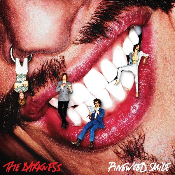The Darkness - Pinewood Smile - CD