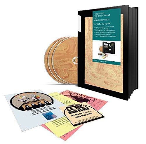 Image of   Pink Floyd 1971 Reverber/ation - Blu-Ray