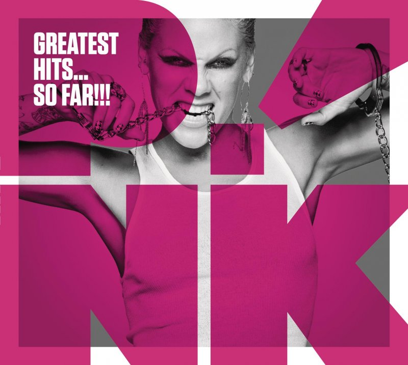 Image of   Pink - Greatest Hits - So Far - CD