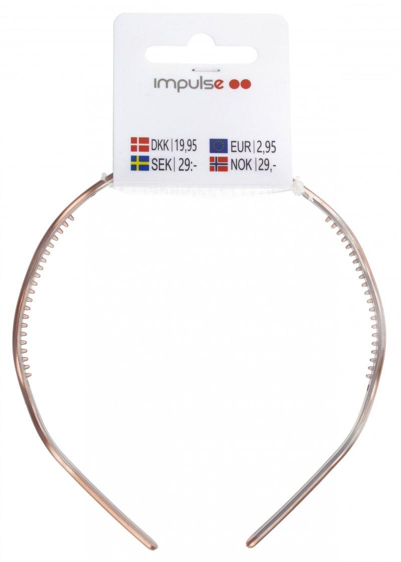 Image of   Hårbånd - Lyserød