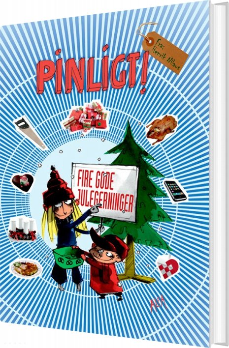 Image of   Pinligt! - Henrik Nilaus - Bog