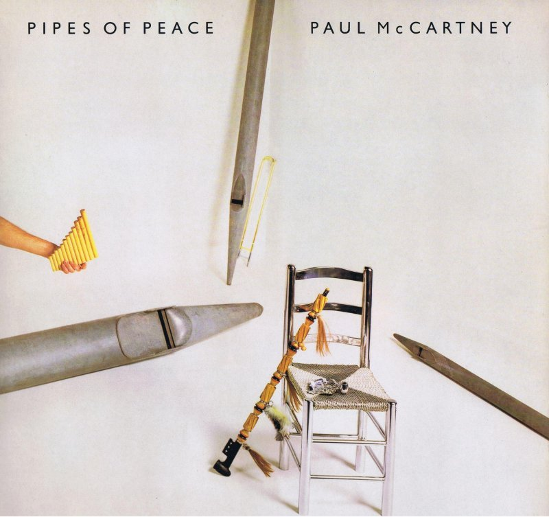 Image of   Paul Mccartney - Pipes Of Peace - Vinyl / LP