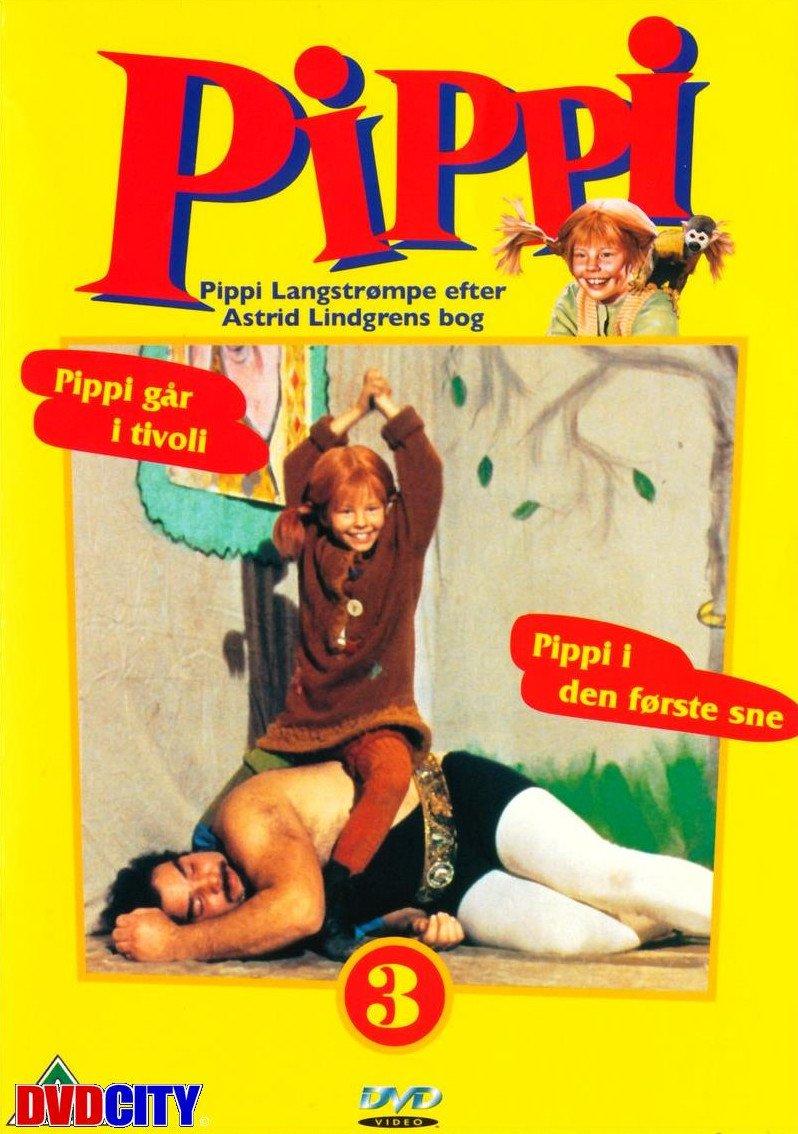 Billede af Pippi 3: Pippi Går I Tivoli - Eps. 6-7 - DVD - Film