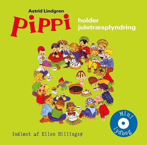 Billede af Pippi Langstrømpe Holder Juletræsplyndring - Astrid Lindgren - Cd Lydbog