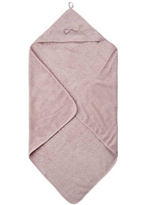 Pippi økologisk Babyhåndklæde - Violet