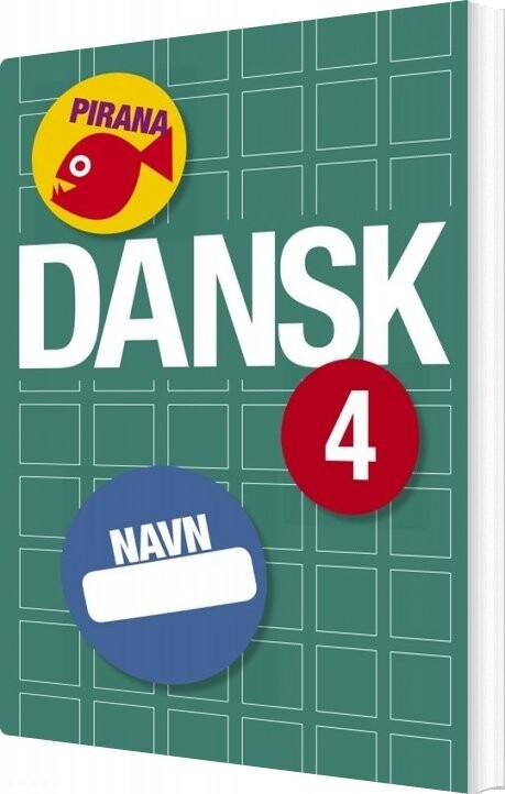 Pirana - Dansk 4 - Diverse - Bog