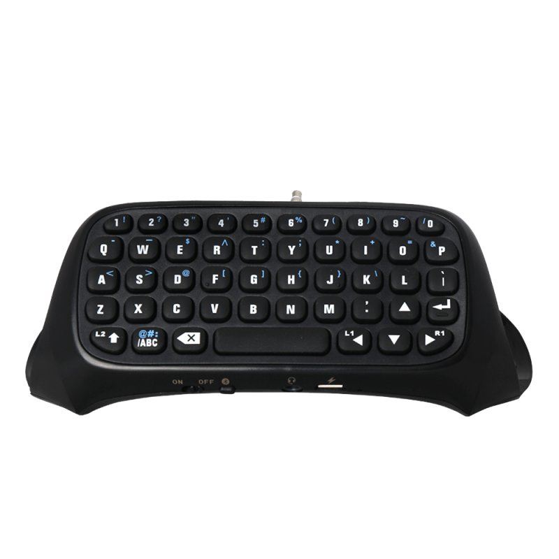 Image of   Piranha Bluetooth Tastatur Til Ps4