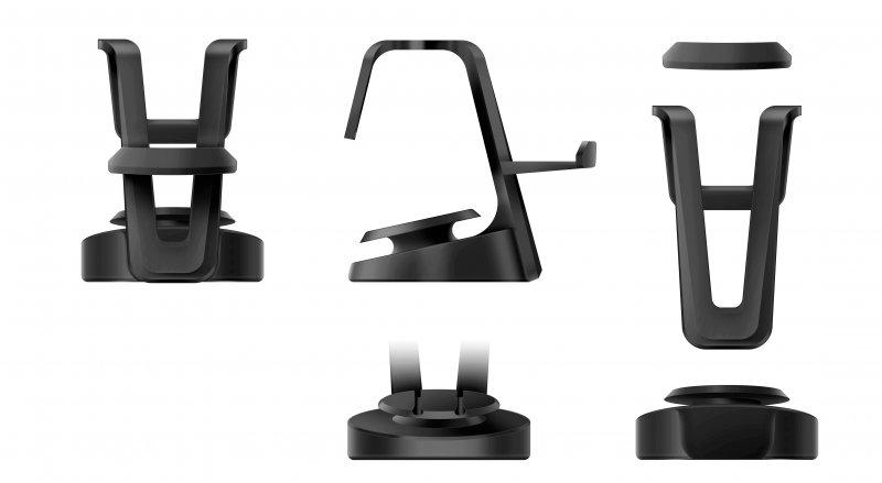 Image of   Piranha - Universal Stander Til Vr Headset - Ps Vs, Oculus Rift Og Htc Vive