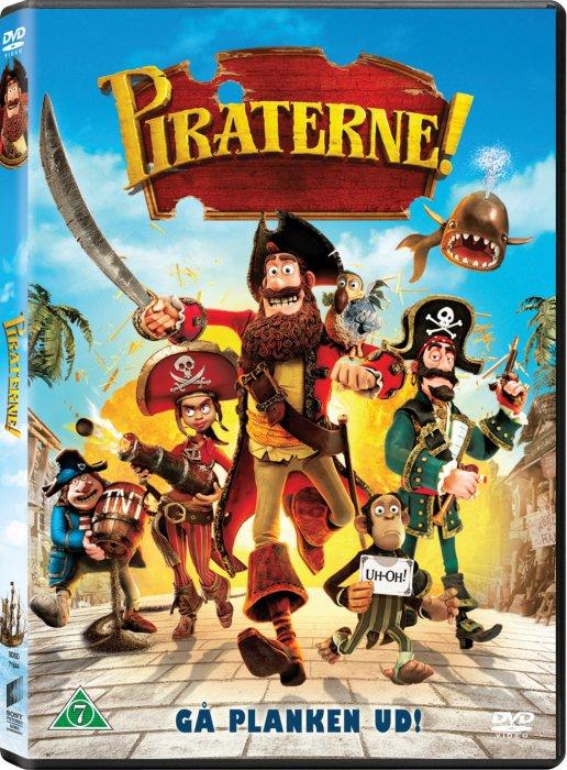 Piraterne - DVD - Film