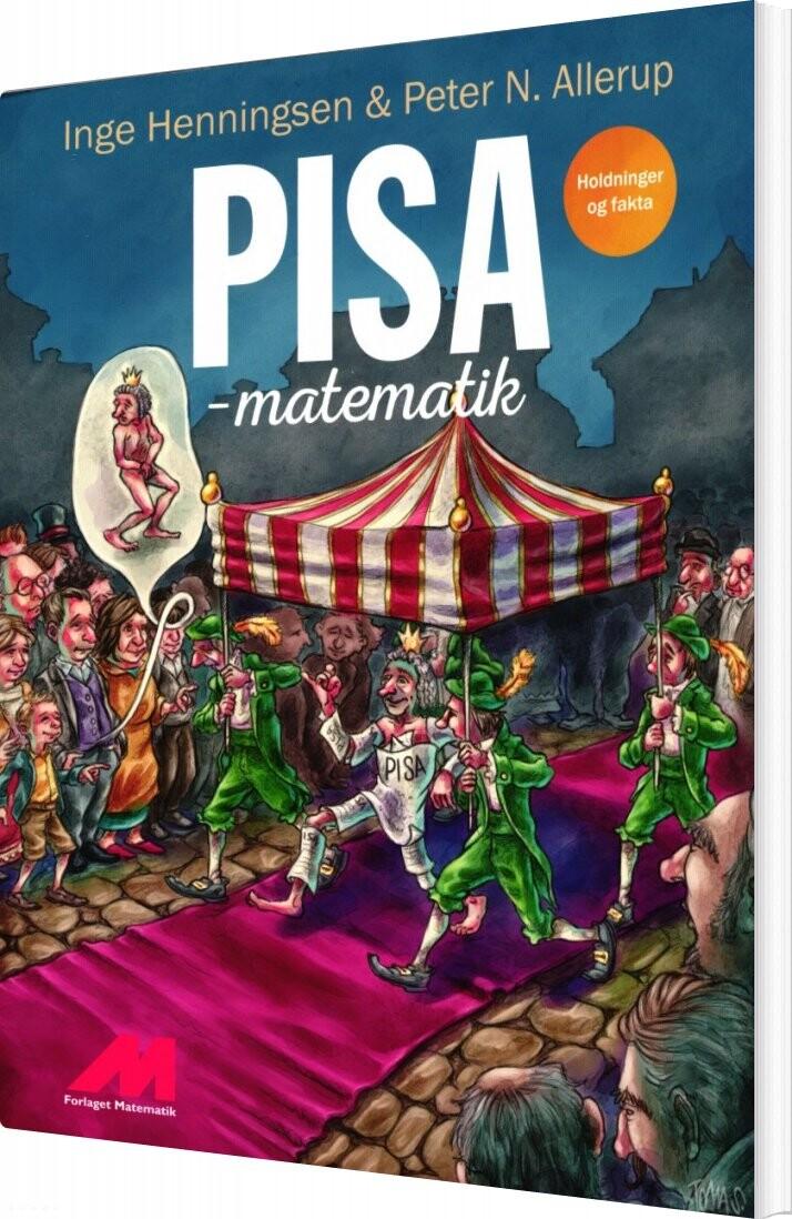 Image of   Pisa - Matematik - Inge Henningsen - Bog