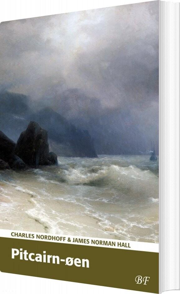 Image of   Pitcairn-øen - Charles Nordhoff - Bog