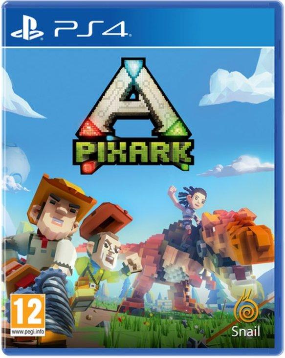 Image of   Pixark - PS4